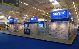 Senior Aerospace - Paris Airshow