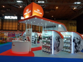 Royal Canin - NEC - Excel - Olympia